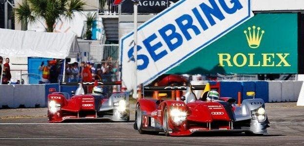 Audi at Sebring