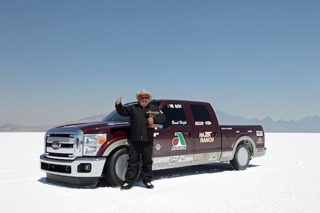 Ford Motor Company and Hajek Motorsports Set Two World Records