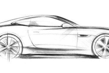 Frankfurt Preview: Jaguar Releases Sketch of C-X16 Concept 24