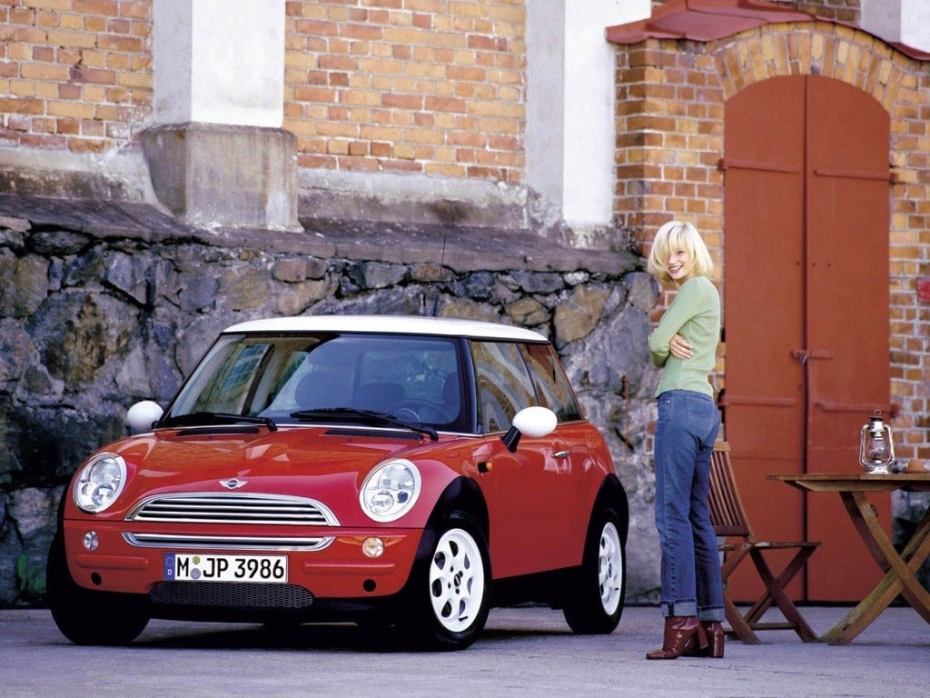 The Mini, what a girl wants