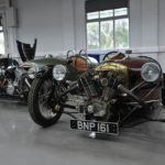 original 1930s 3 wheeler with new ones in morgan 3 wheeler ltd. shop a opt