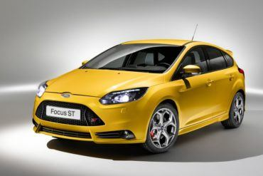 000 ford focus st