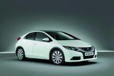 00001 New Honda Civic