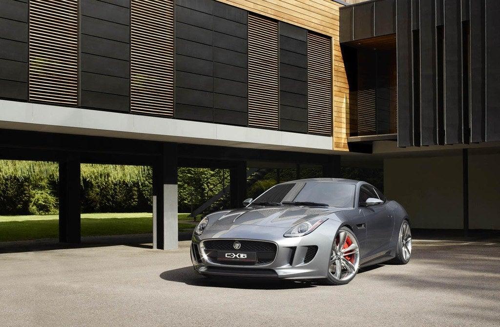Cool Cat: Jaguar Unleashes C-X16 Concept at Frankfurt 16