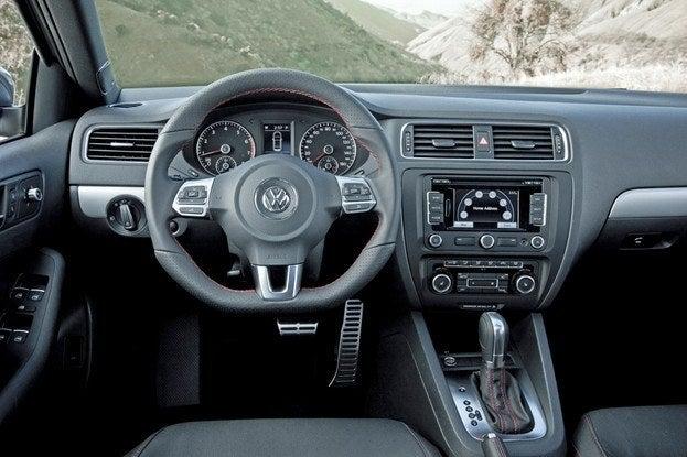 2012 VW Jetta GLI interior