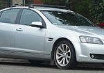 2009 Holden VE Calais V Sedan