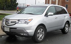 250px 2nd Acura MDX.