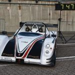 Toyota EV Laps The 'Ring in The High Sevens