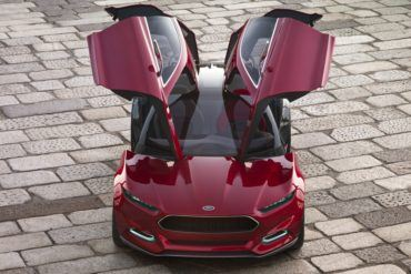 One Ford: Ford Evos Concept Shows Off Global Design Language  20