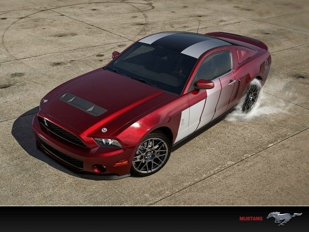 ford invites web world to make your own mustang. Black Bedroom Furniture Sets. Home Design Ideas