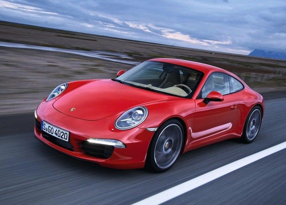 Porsche911RedInMotion