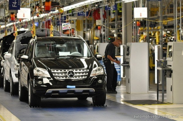 made in america mercedes benz announces new model at