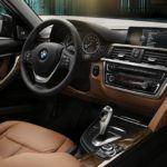 BMW 3interior