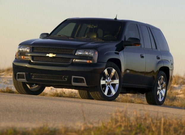 Chevrolet TrailBlazer SS 2006 1024x768 wallpaper 02