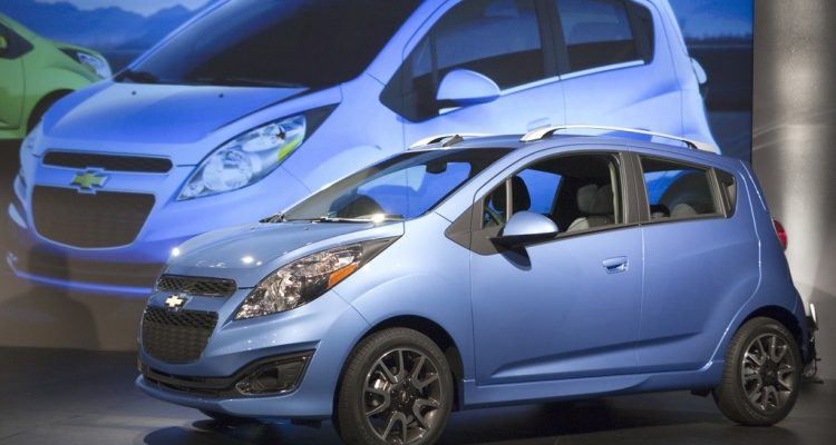 Chevrolet Spark Coming Next Year, EV Announced for 2013