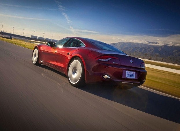 Fisker Karma 2012 1024x768 wallpaper 5b