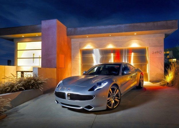 Fisker Karma 2012 1280x960 wallpaper 25