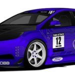 Customized 2012 Ford Focus by COBB Tuning