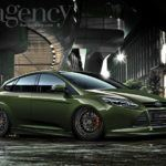 Customized Version of the 2012 Ford Focus by The ID Agency