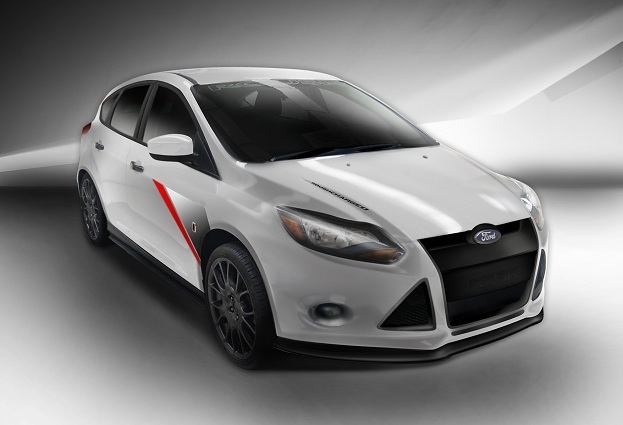 Customized 2012 Ford Focus by ROUSH Performance Products