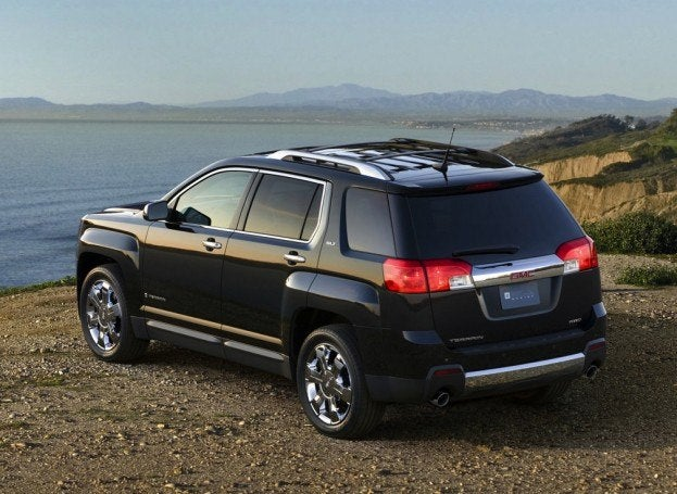 GMC Terrain 2010 1024x768 wallpaper 03