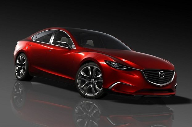 Mazda TAKERI Concept Sedan to Debut at Tokyo Show  17