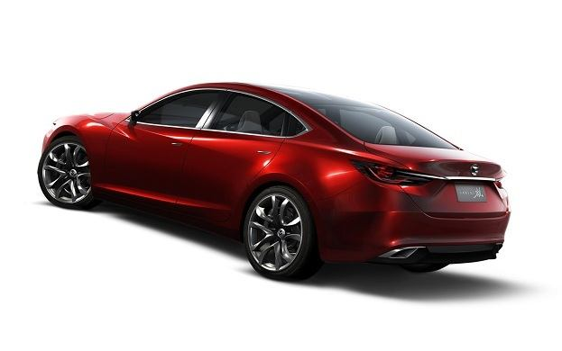 Mazda TAKERI Concept Sedan to Debut at Tokyo Show  15