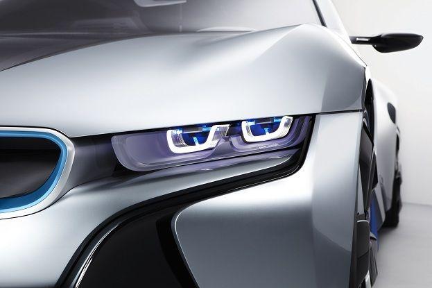 Laser Beams into Automotive Lighting Future