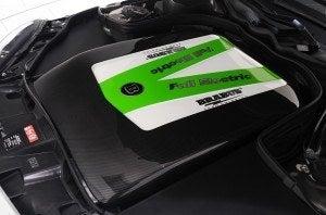 Mercedes Benz Of Akron >> Brabus Electric Redefines E for Mercedes-Benz E-Class