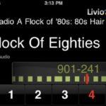 livio car internet radio playback2