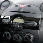 2011 Mazda2 Centerdash