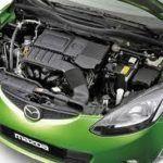 2011 Mazda2 Underhood