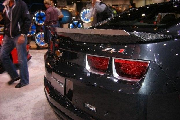 Camaro ZL1 Carbon Concept