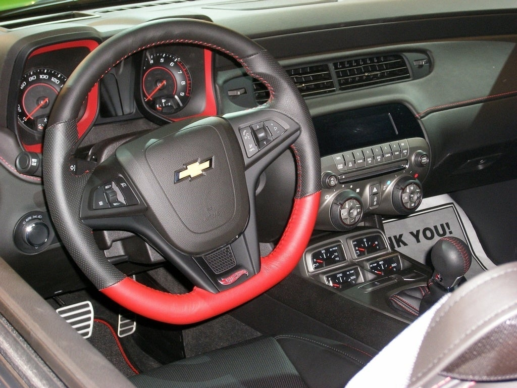 Chevy Camaro Hot Wheels Concept 31