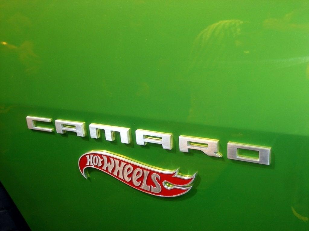 Chevy Camaro Hot Wheels Concept 51