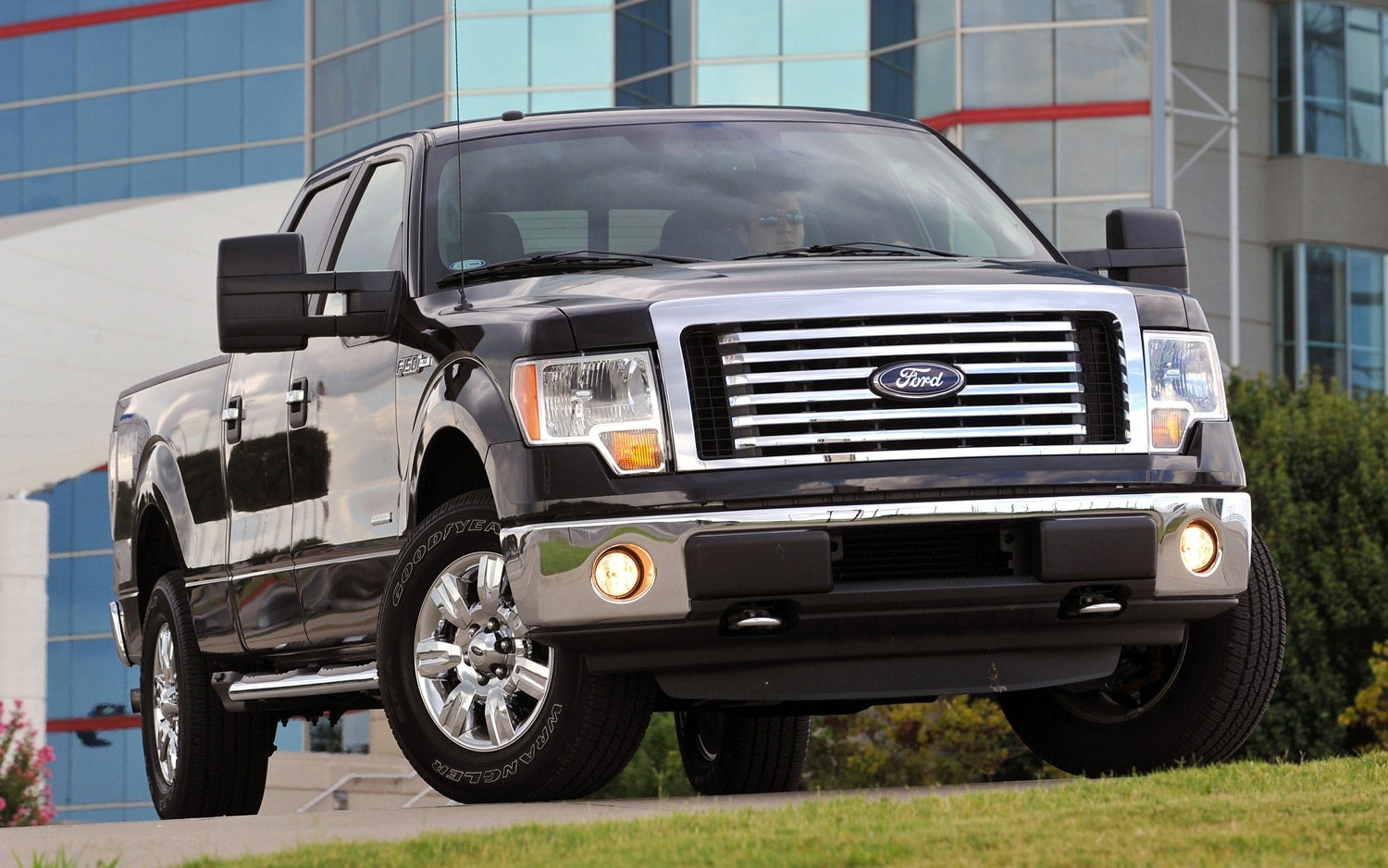 2011 ford f 150 ecoboost three quarters photo on. Black Bedroom Furniture Sets. Home Design Ideas