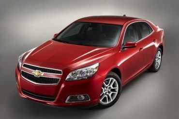 2013 Chevrolet Malibu Eco 070
