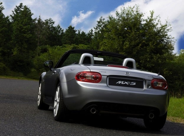 Mazda MX 5 2009 1280x960 wallpaper 1e