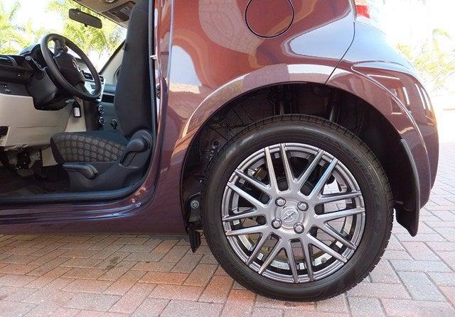 Scion iQ Rear Wheel