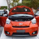 Scion iQ front