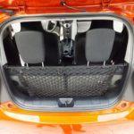 Scion iQ hatch open