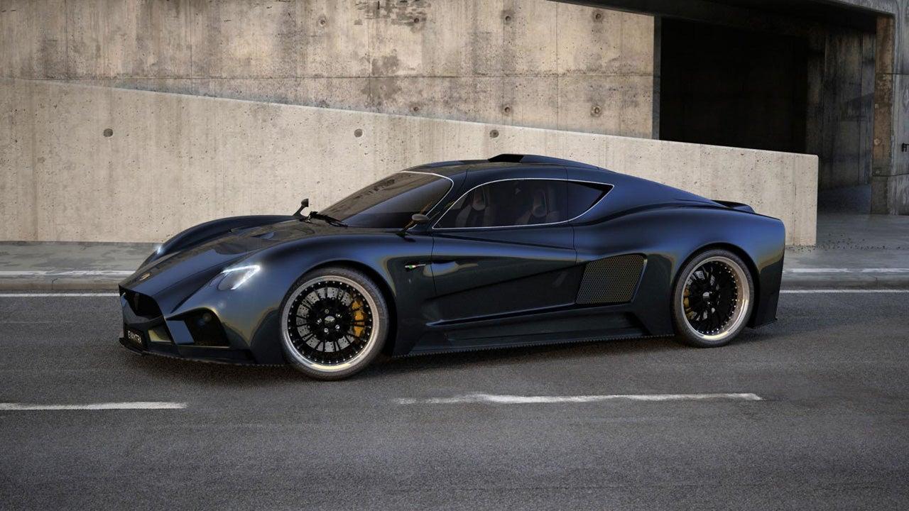 Lexus F Sport >> Farrali & Mazzanti Evantra Supercar Hails From Italy