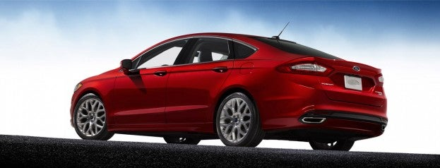 13 2013 ford fusion
