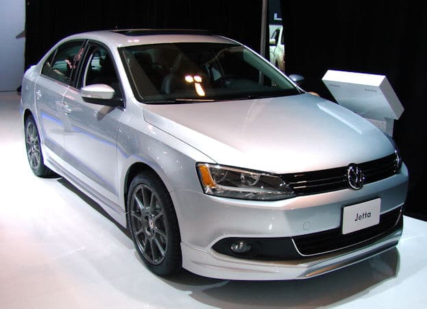 2011 Canadian International Auto Show Jetta Chris Nagy