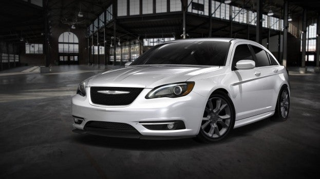 2012 Chrysler 200 Super s Mopar 2