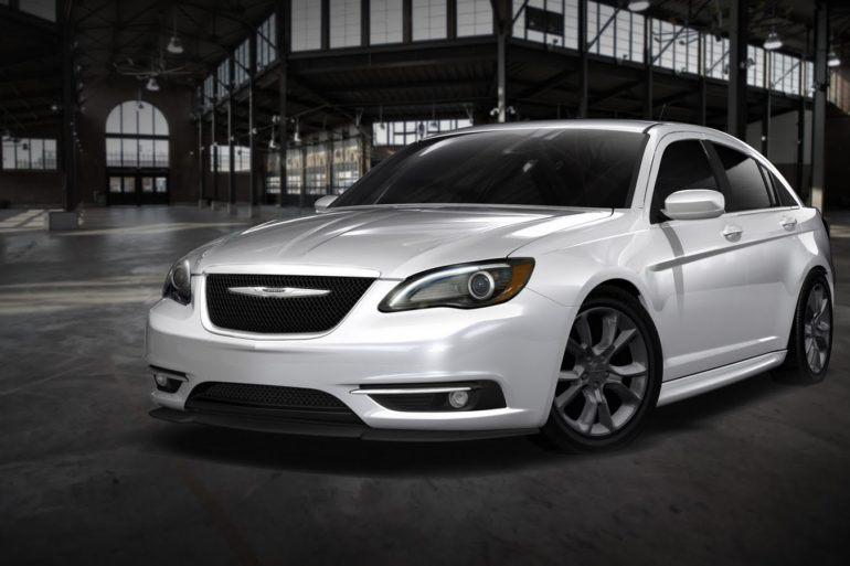 2012 Chrysler 200 Super s Mopar 2