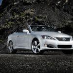 2012 Lexus IS C 1