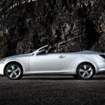 2012 Lexus IS-C side
