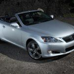 2012 Lexus IS C 4