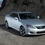 2012 Lexus IS C 5